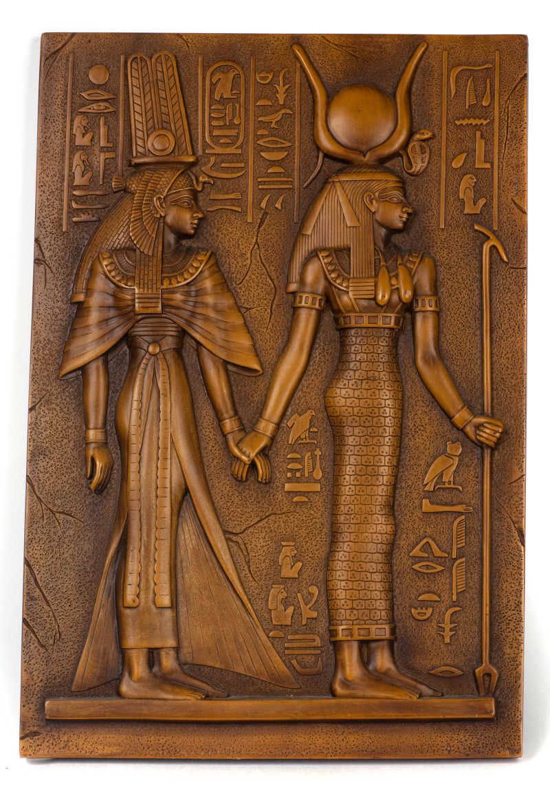 古埃及雕刻