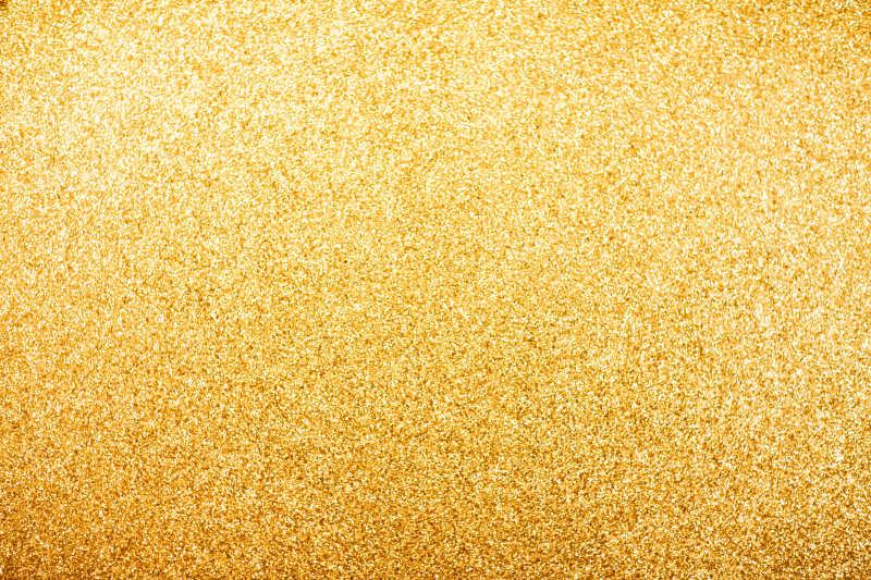 金色闪亮纹理背景