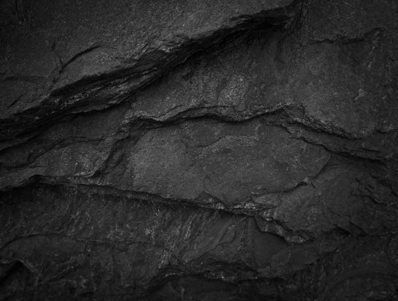 黑色板岩纹理背景