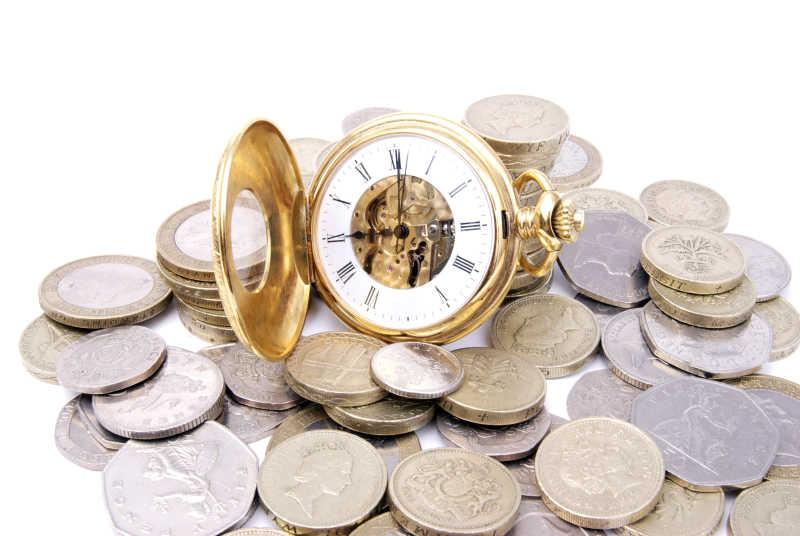 时间就等于金钱