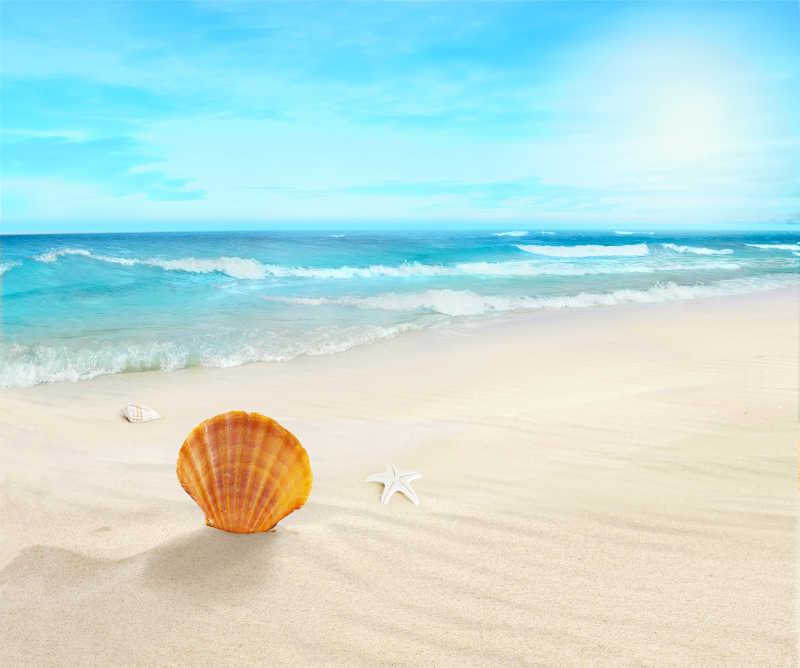 张学松照片_海景如画图片_美丽的海边沙滩景色素材_高清图片_摄影照片_寻图 ...
