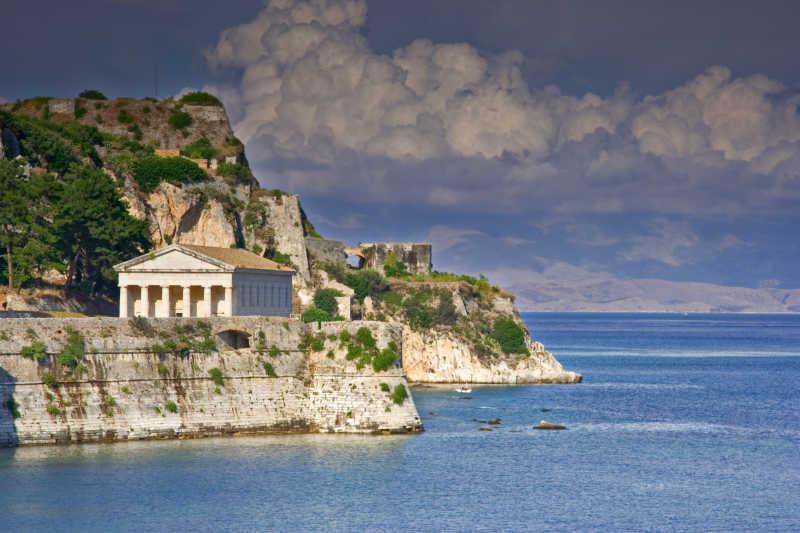 Паломнические туры на остров Корфу