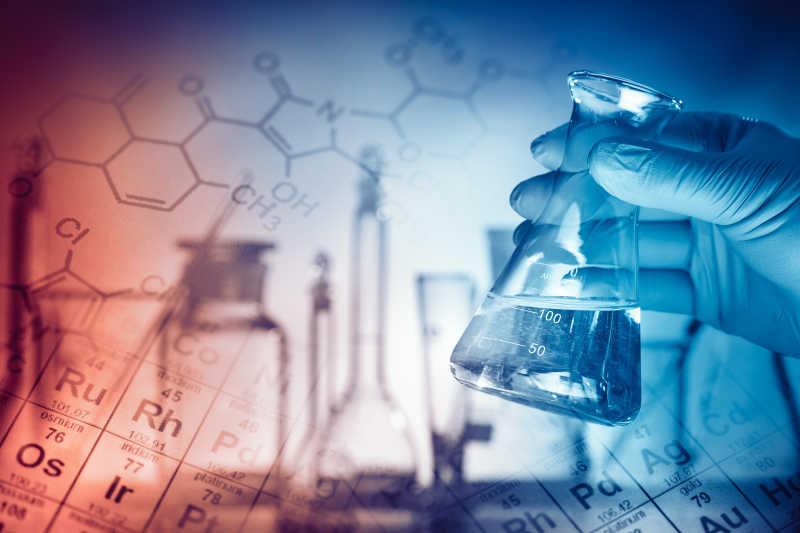 化学实验瓶图片素材_科学实验瓶照片_jpg格式-未来素材