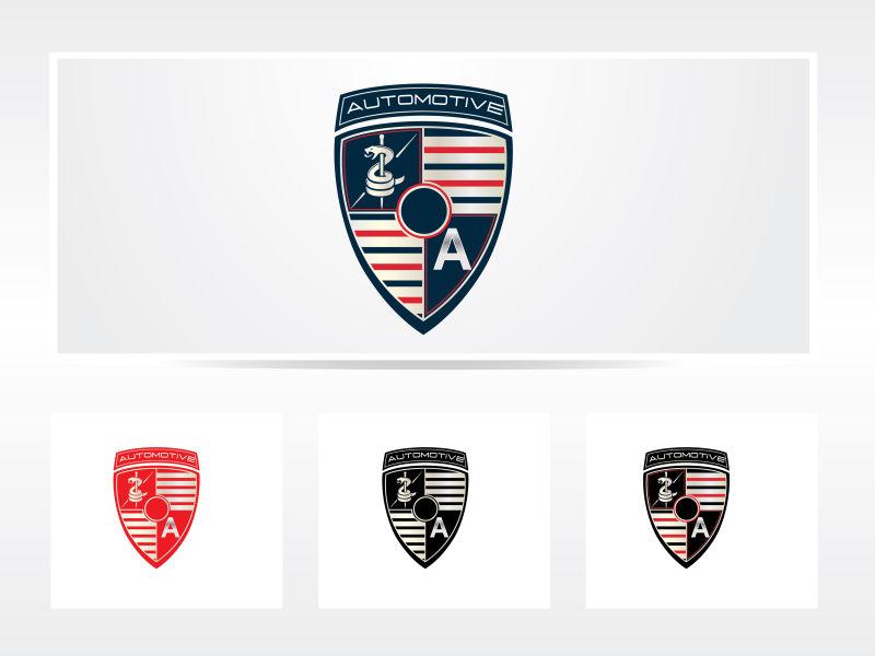 矢量的汽车logo