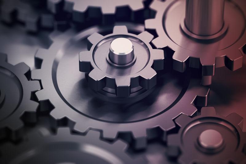 齿轮图片素材_齿轮的靠拢照片_jpg格式-未来素材