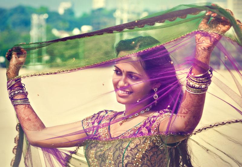 美丽印度新娘