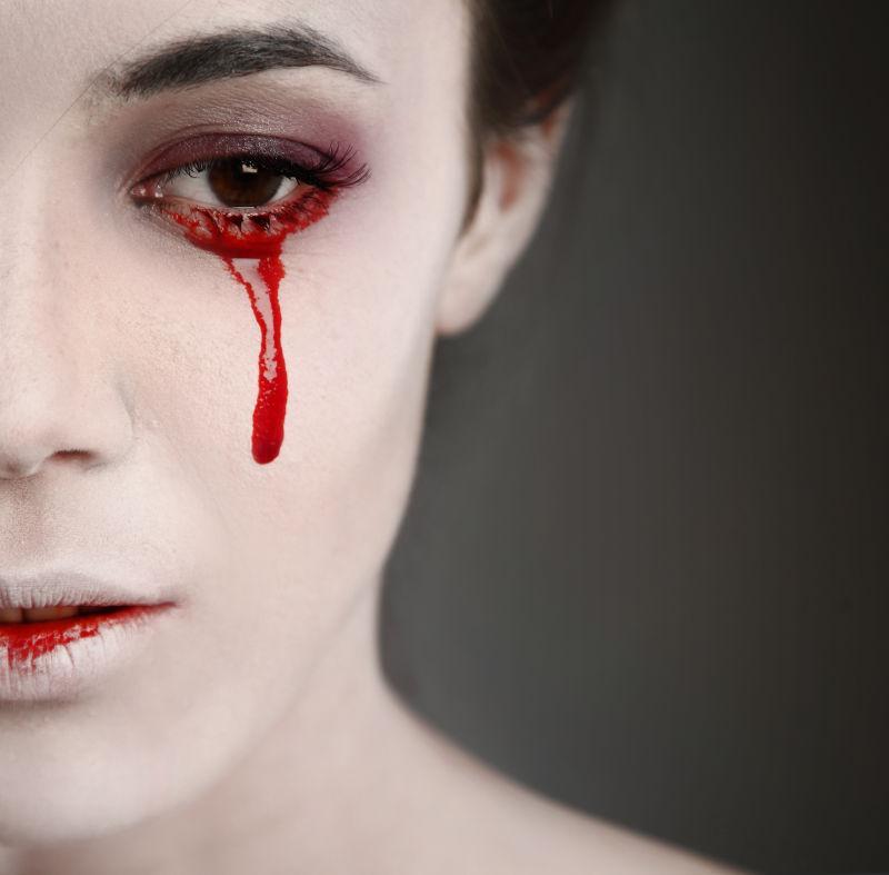 万圣节鬼面具_人脸挤压的恐怖画面图片-尖叫的人脸挤压成恐怖背景素材-高清 ...