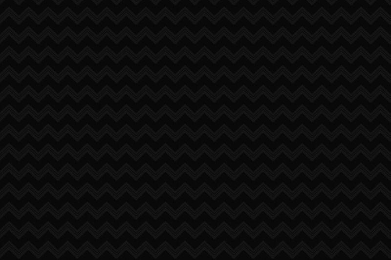 黑色Z字形织物背景