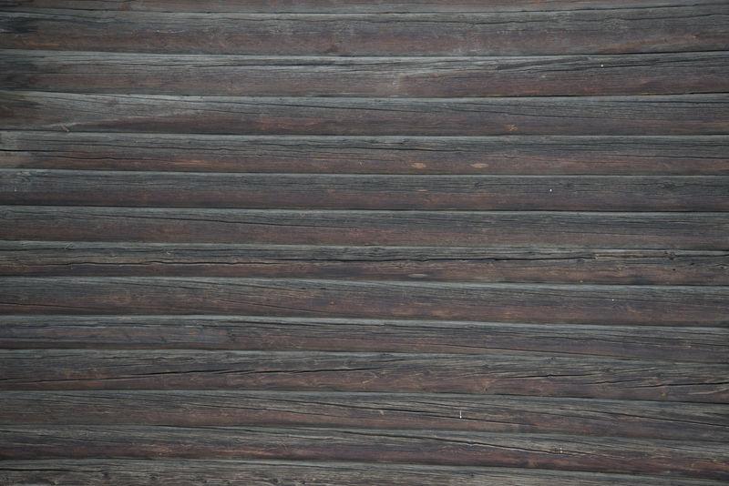 背景-一堵旧木屋墙。