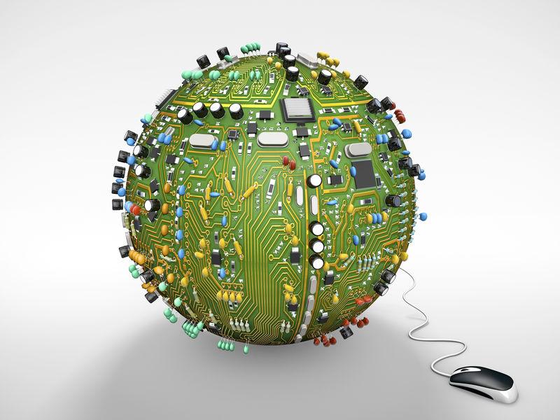 计算机行星