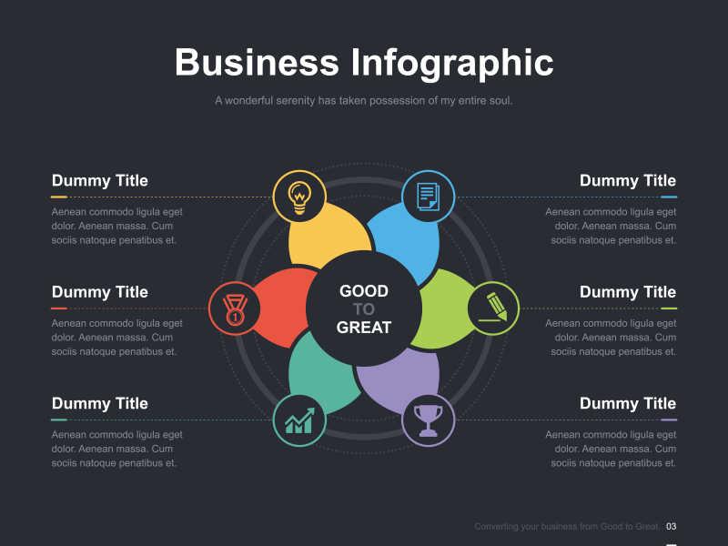 矢量幻灯片展示背景图片素材_矢量创意商业概念的幻灯