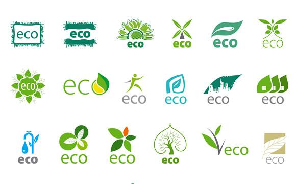 生态图标模板