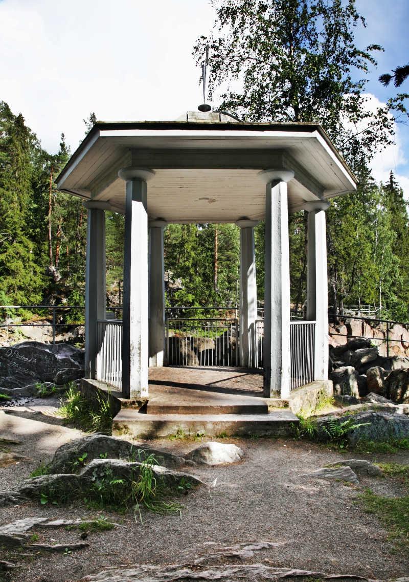 芬兰伊马特拉公园