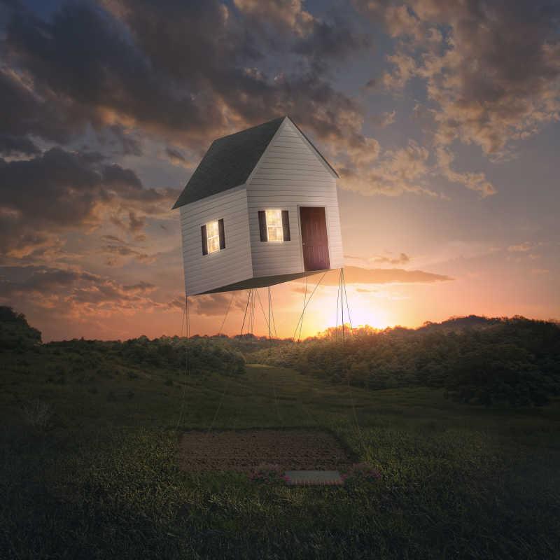 漂浮的房子