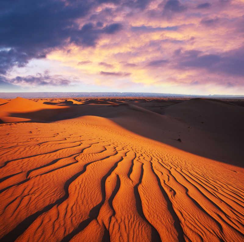 非洲撒哈拉沙漠