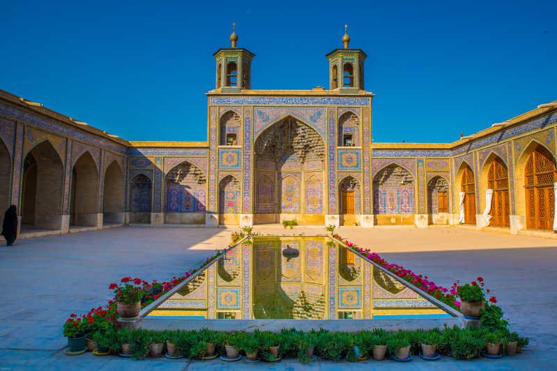 伊朗清真寺