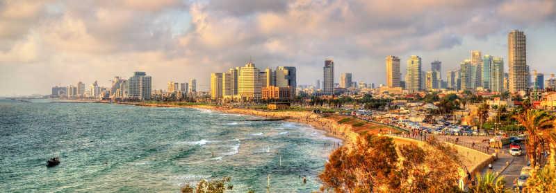 以色列特拉维夫美景