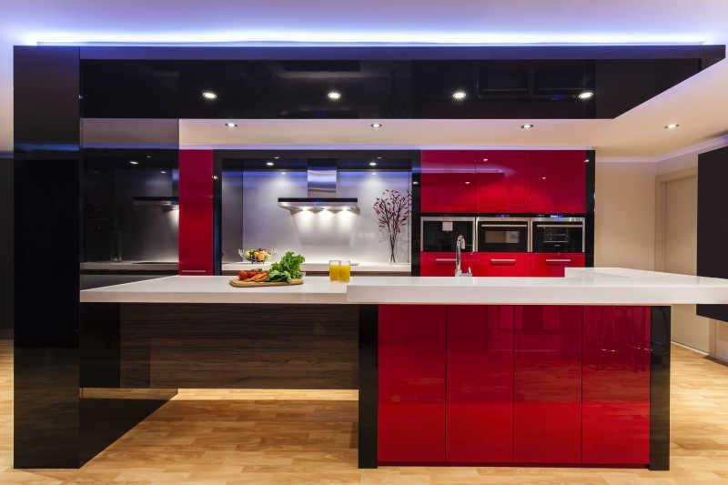 豪华新厨房