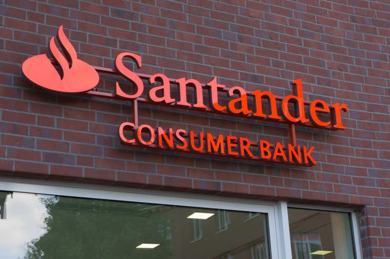 桑坦德消费银行商标