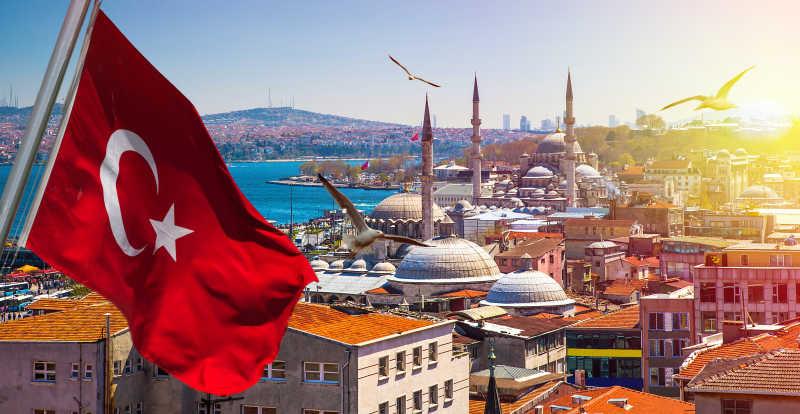 伊斯坦布尔首都土耳其东部