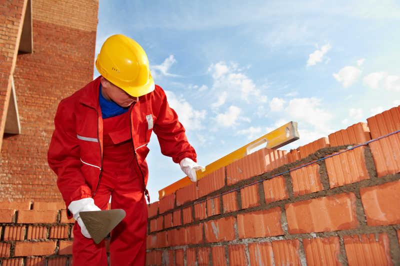 建设梅森工人瓦工