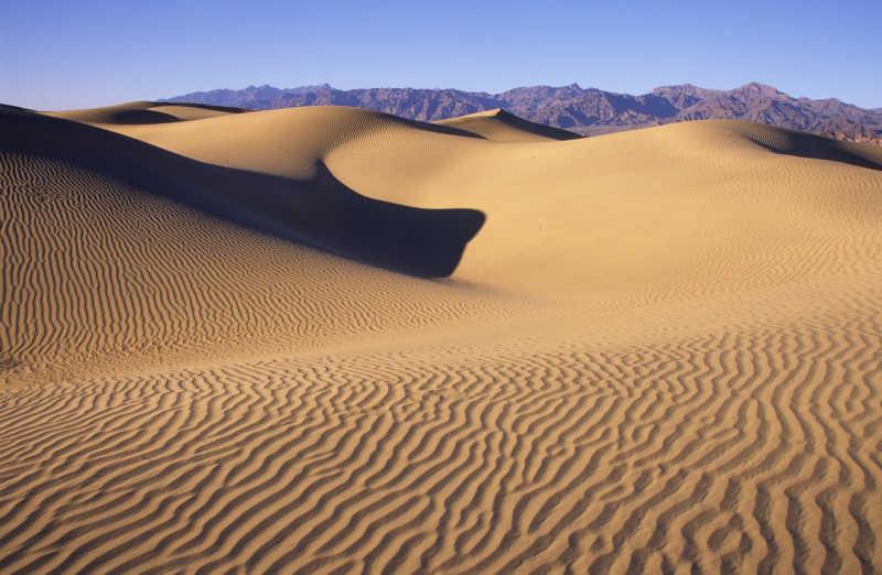 著名沙漠沙丘