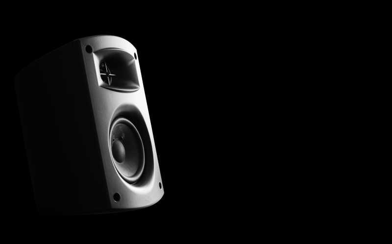 双向音频扬声器