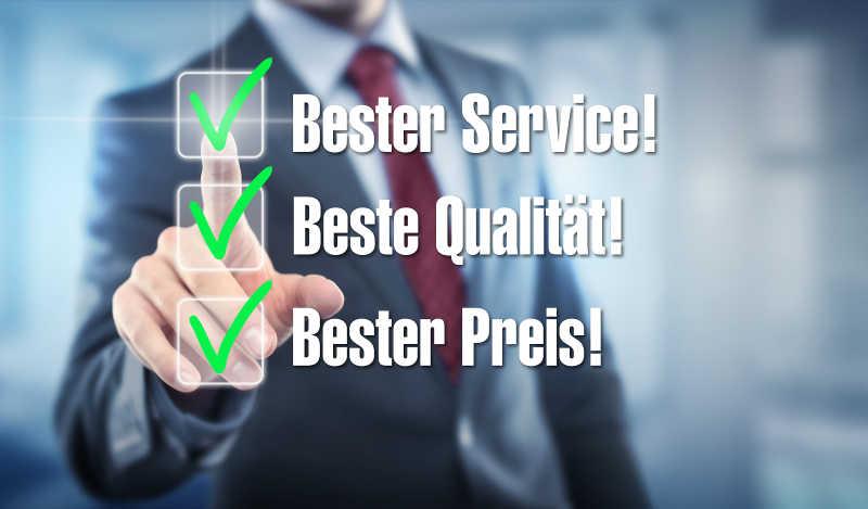 商业服务与质量概念