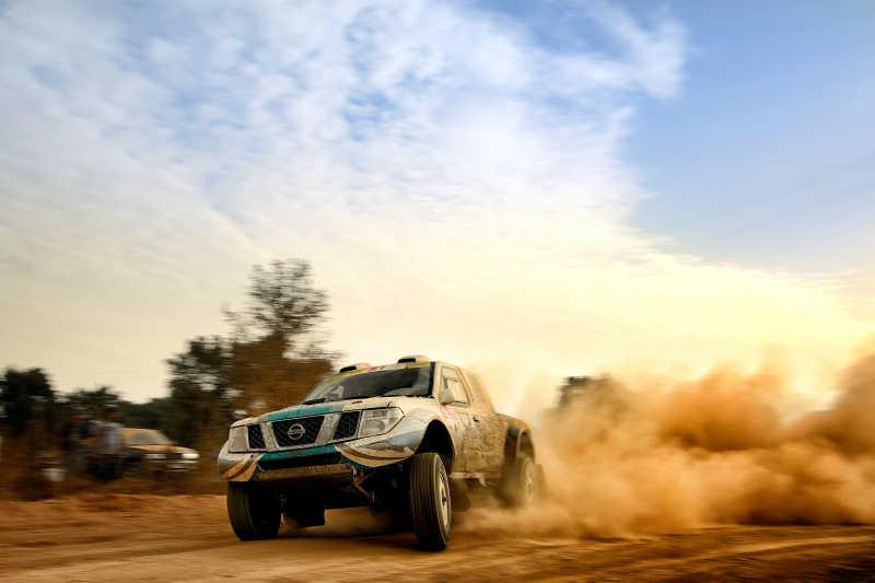 波塔莱格雷葡萄牙沙漠赛车