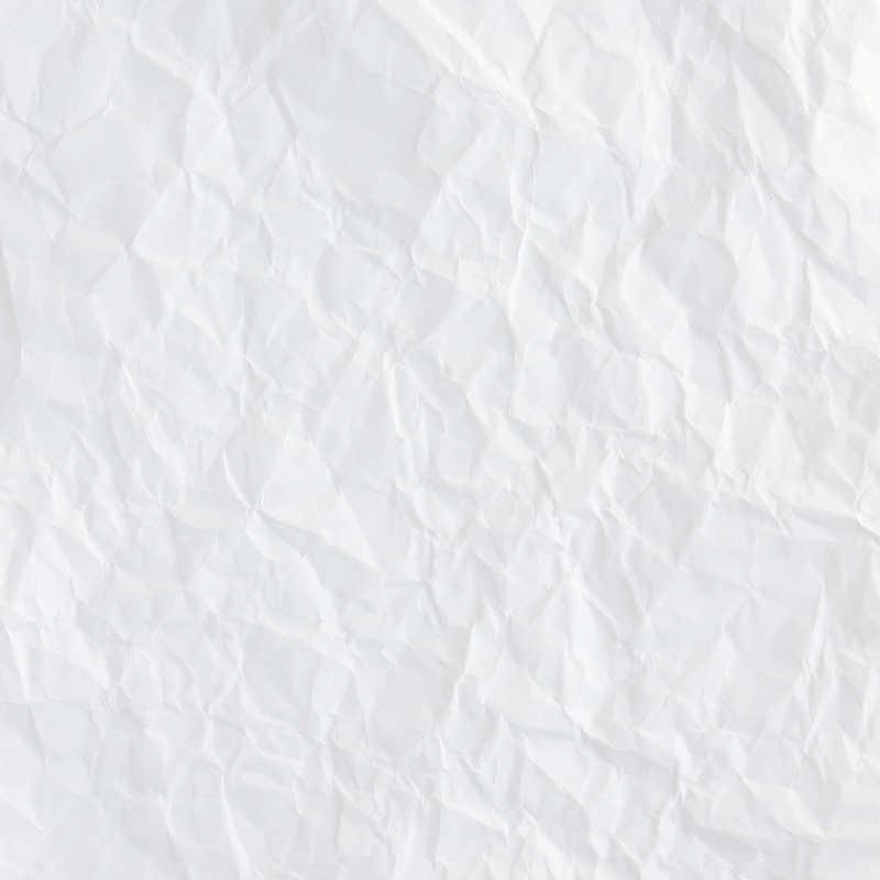 白色纸片特写