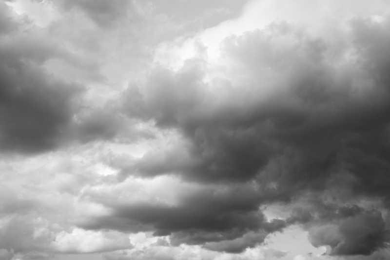 多云天空背景