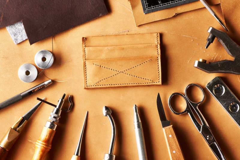 皮鞋制作工具