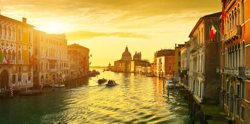 威尼斯的早晨