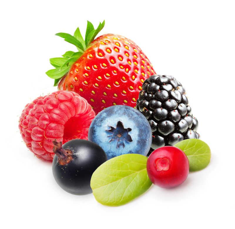 新鲜水果搭配