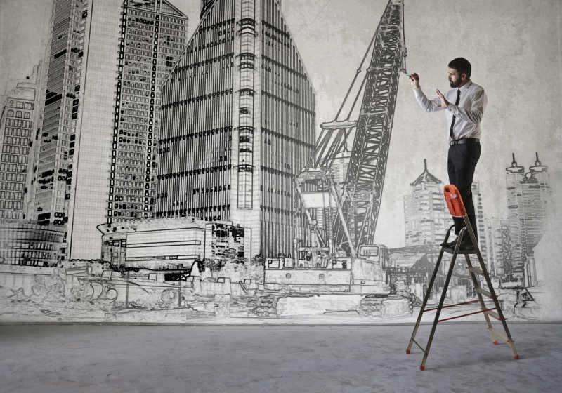 建设新城市的建筑师