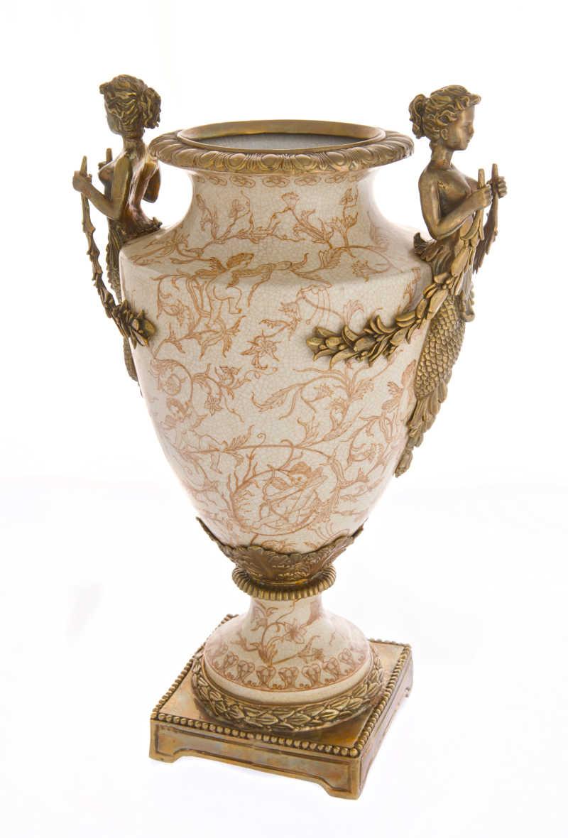 古董复古花瓶