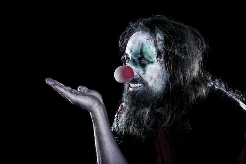 恐怖的小丑