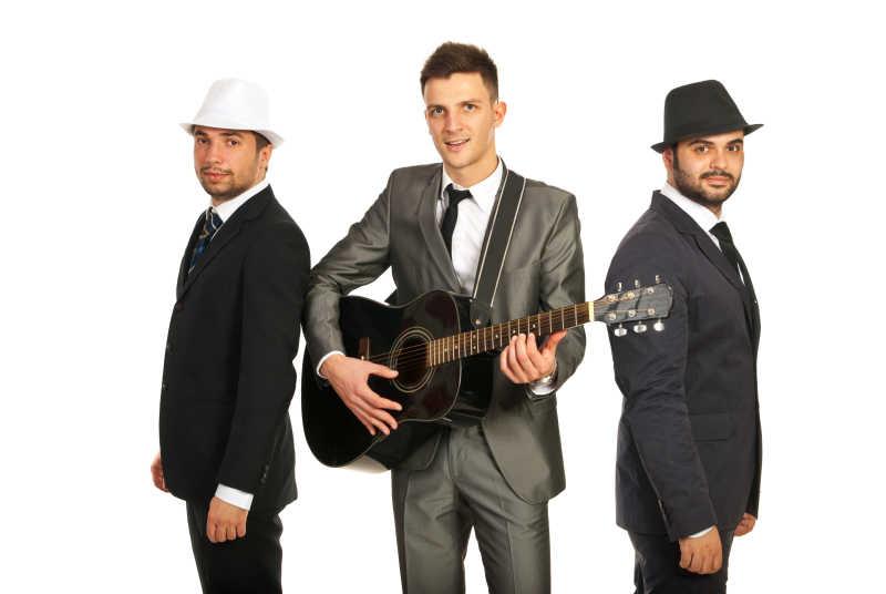 三个人的乐队