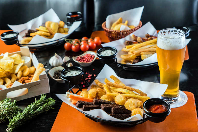 啤酒与美食