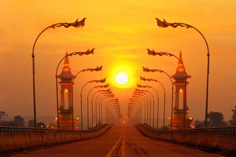 第三泰老友谊桥