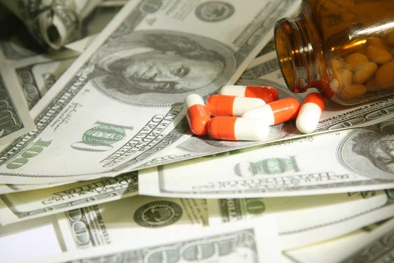 美元与药品