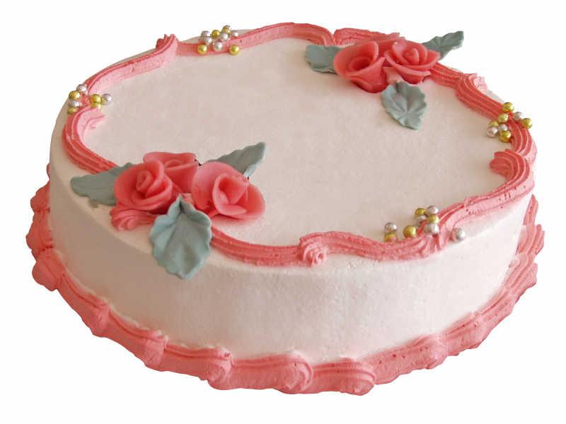 鲜奶生日蛋糕