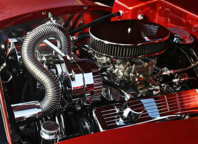 汽车高精度发动机