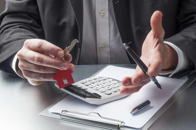 计算房屋的价值