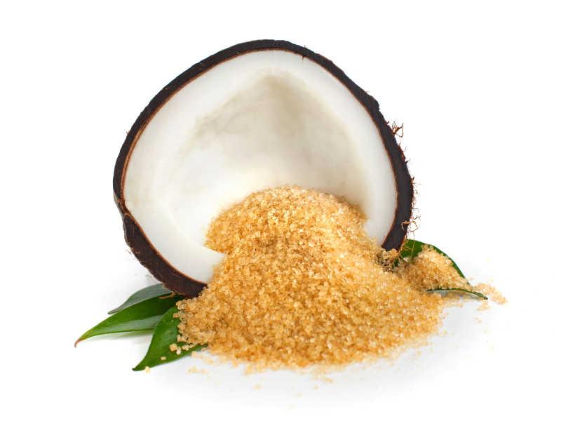 椰子里的红糖