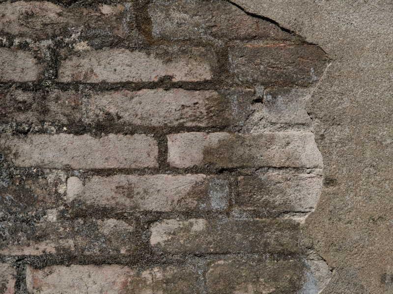 古老的砖墙