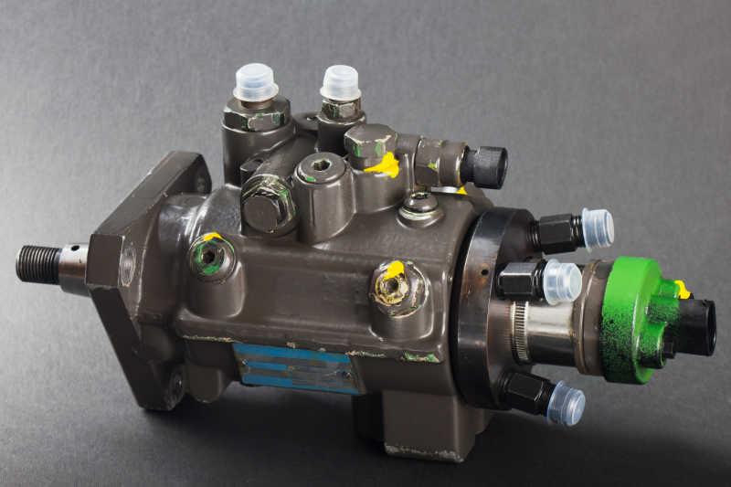 柴油机喷油泵