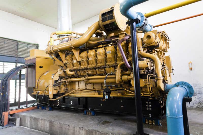 柴油备用发电机