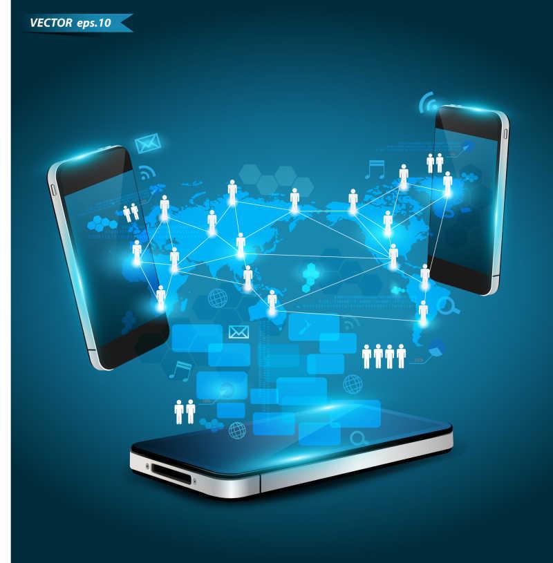 手机社交网络