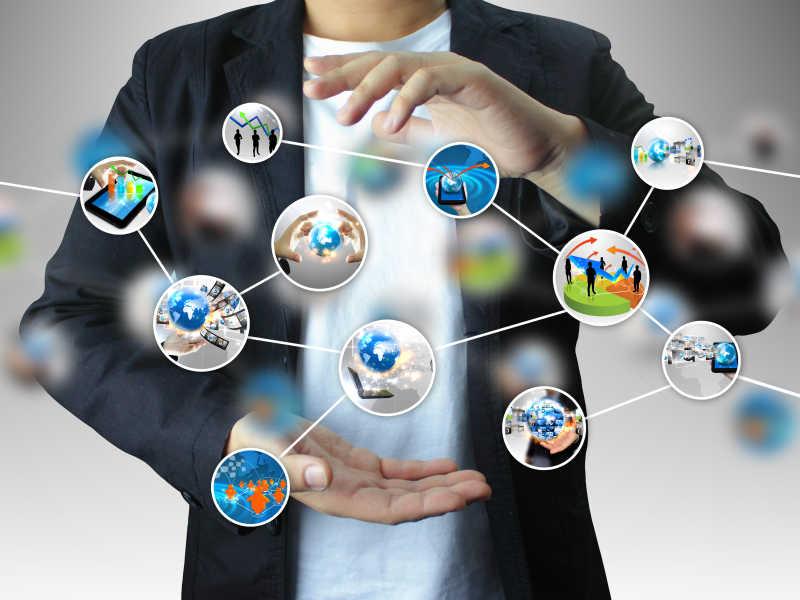 社交媒体网络